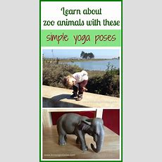 5 Zoo Yoga Poses For Kids