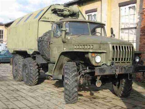 Lkw Ural 4320 Diesel Mit Lak Koffer Nva Nutzfahrzeuge