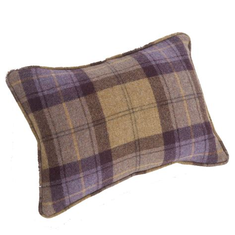 luxurious purple wool cushion the unique seat company