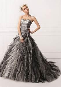 Robe De Mariée Noire : robe de mari e noire mariage toulouse ~ Dallasstarsshop.com Idées de Décoration