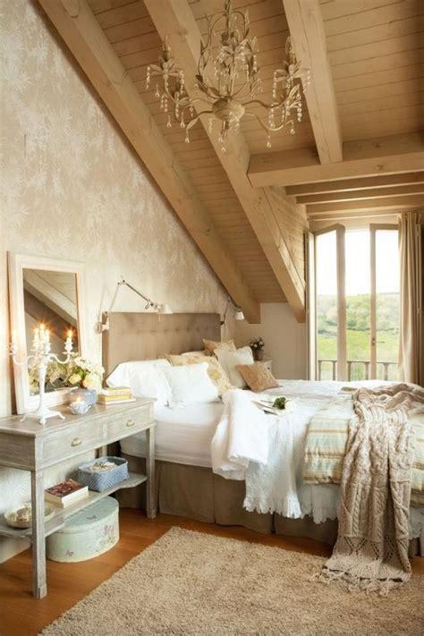 chambre shabby décoration de la chambre romantique 55 idées shabby chic