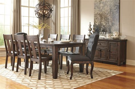 Signature Design By Ashley Trudell Dining Upholstered Side
