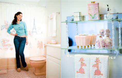 bathrooms pretty  pink    york times