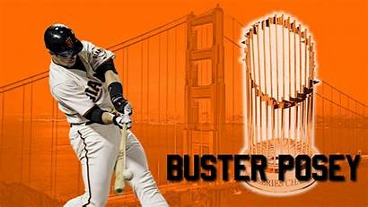 Giants San Francisco Sf Posey Buster Wallpapers