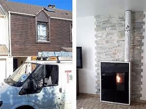 Installateur Poele A Granule : installateur po les granul s abcv services po les ~ Carolinahurricanesstore.com Idées de Décoration