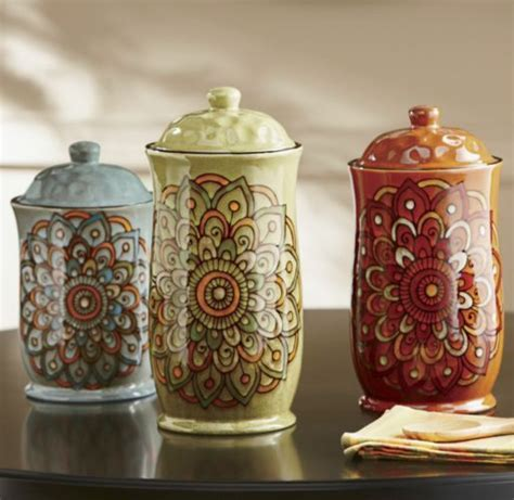 country canister sets for kitchen set of 3 canisters from through the country door