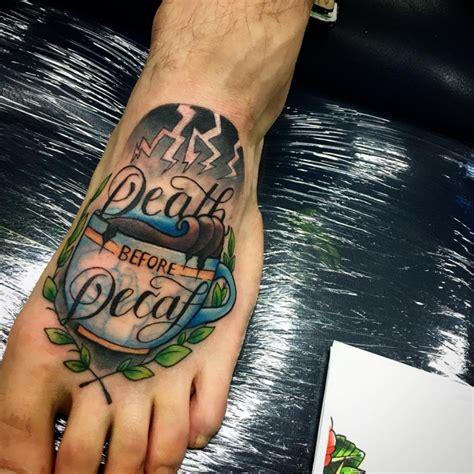coffee tattoo designs ideas design trends premium
