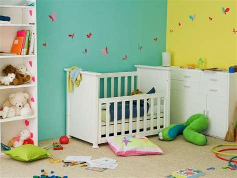 idée couleur chambre bébé garçon la peinture chambre bébé 70 idées sympas