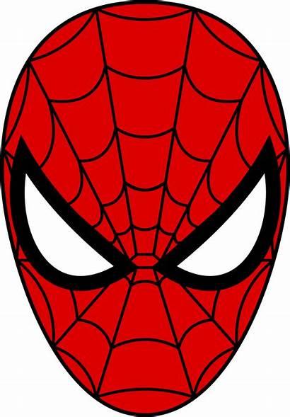Spider Mask Templates Cliparts Cardboard Clipart Nextinvitation