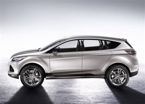 ford crossover escape ford vertrek crossover concept to replace escape and kuga