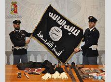 Indagini antiterrorismo della Polizia di Stato