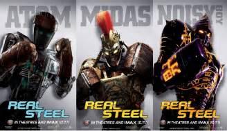 Real Steel Midas vs Noisy Boy