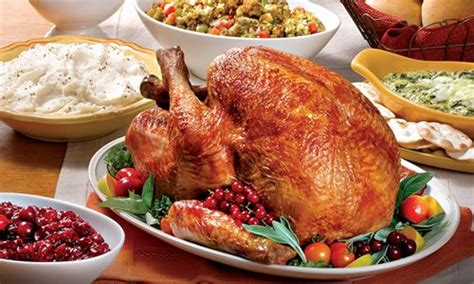 boston market research indicates non traditional dishes will out thanksgiving menus this
