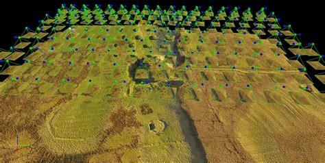Pix4d Drone Topographic Survey Windfarm Pix4dmapper