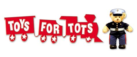 marine toys  tots motorcycle event gerchick real estate