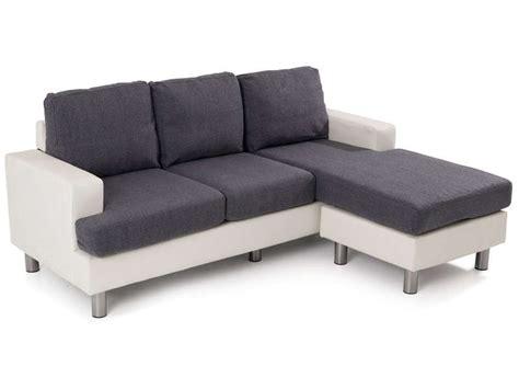 canapé méridienne conforama canapé d 39 angle réversible 3 places jeanne canapé