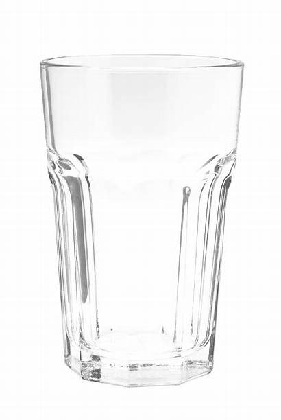 Glass Water Transparent Isolated Coin Cup Magic