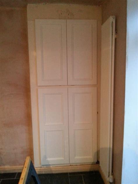 Replace Cupboard Doors by Replacing Dining Room Cupboard Doors