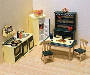 Victorian Dollhouse Furniture - Looks Good, Feels Even