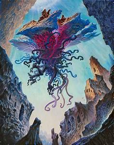 EMRAKUL, the Aeons Torn | MAGIC the Gathering Related Arts