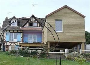 agrandissement et extension de maisons a ifs et caen With agrandissement maison en l