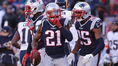 In numbers: Patriots' 26-10 win over Rams - Pats Pulpit