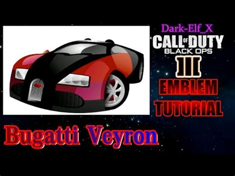 Your destination for buying bugatti. Black Ops 3 Emblem - Bugatti Veyron - YouTube