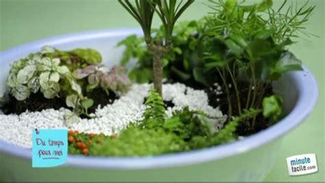 bocal cuisine comment fabriquer un mini jardin minutefacile com
