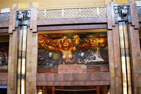 David Alfaro Siqueiros Murales La Nueva Democracia by Arte Y Literatura Pintura Quot La Nueva Democracia Quot De David