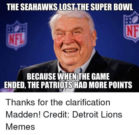 Lions Super Bowl Meme - funny detroit detroit lions memes and nfl memes of 2016 on sizzle