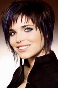 Coupe Mi Courte Femme : coupe courte femme sur cheveux epais ~ Nature-et-papiers.com Idées de Décoration