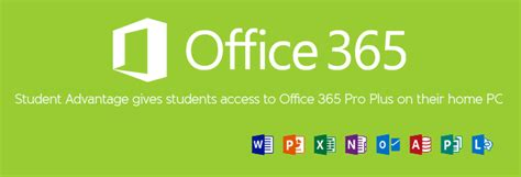 Office 365 Student by Student Advantage Get Office 365 Pro Plus For Students