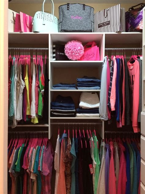 my small walk in closet redo avery