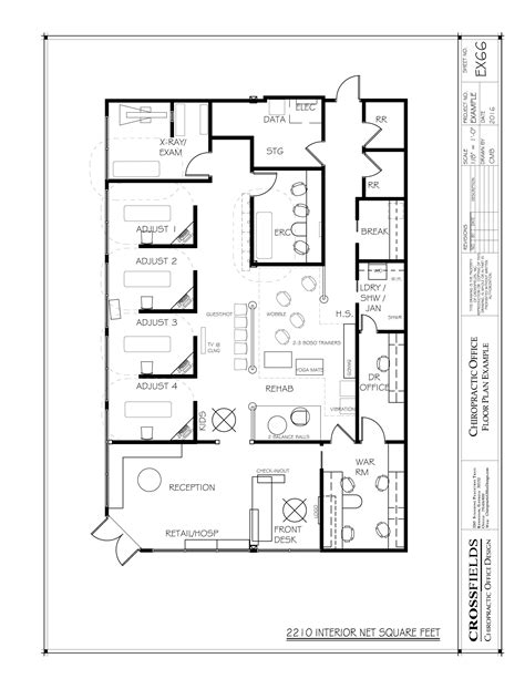 Kitchen Design Lesson Plans by Chiropractic Office Floor Plans In 2019 Office
