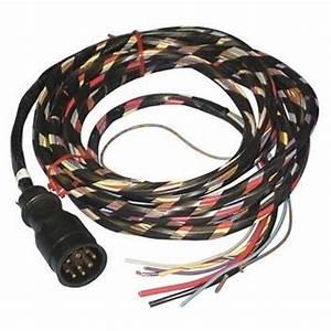 Nib Crusader 5 0l 5 7l Wire Harness 30ft Universal 9pin 6118