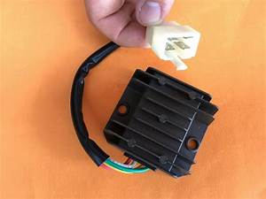 4 Wire 4 Pins Voltage Regulator Rectifier One