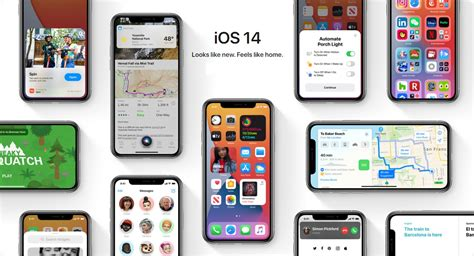 Apple s new iOS 14 with redesigned widgets app libraries