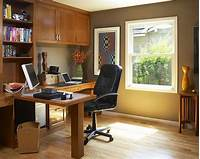 best simple home office ideas Decoración de Interiores: trucos para Decorar un Cubículo ...