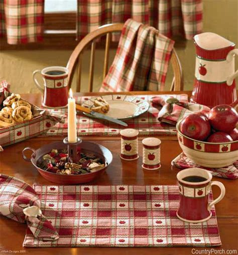 Kitchen Decorating Ideas With Apples by Park Designs Apple Cobbler Kitchen Decorating Theme