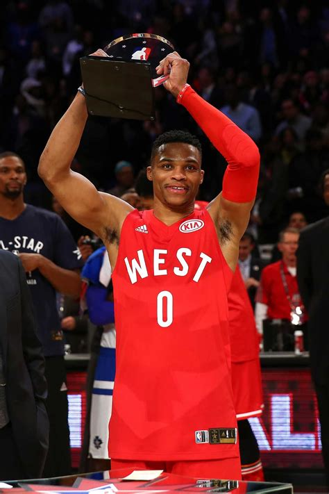 Russell Westbrook named All-Star Game MVP for second ...