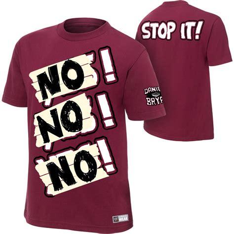 no shirt no blouse daniel bryan no no no official t shirt all sizes