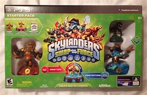 Skylanders Swap Force Starter Pack Playstation 3 Ps3