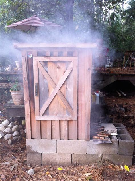 images  smokehouses  pinterest house