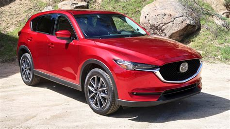 2017 Mazda CX-5 First Drive Review