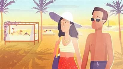 Summer Animation Beach Sabine Volkert Marival Resort