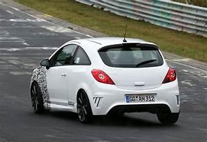 Opel Corsa Neuwagen : spyshots new opel corsa opc nurburgring testing ~ Kayakingforconservation.com Haus und Dekorationen