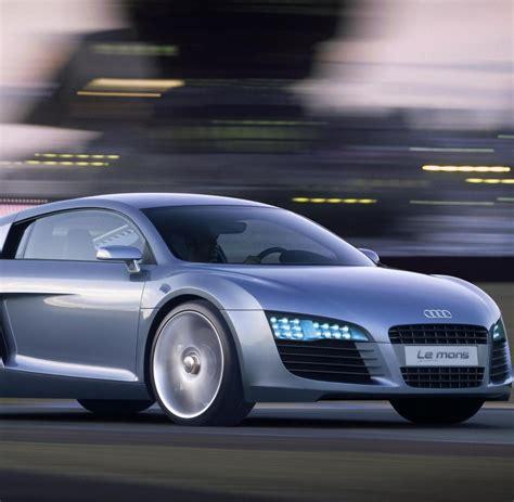 Beliebteste Supersportwagen Der Welt Studie le mans avus spektakul 228 re studien audi bilder
