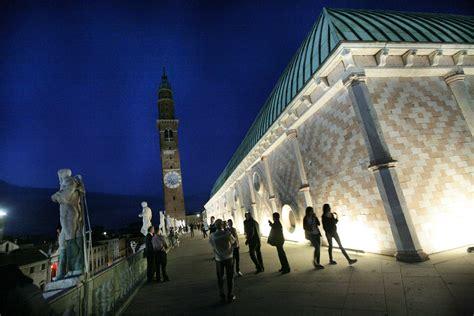 la terrazza di vicenza notte dei musei successo di pubblico sabato nei musei e