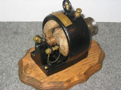 Dynamo Electric Motor by Antique Scientific Instruments Hq Price Guide