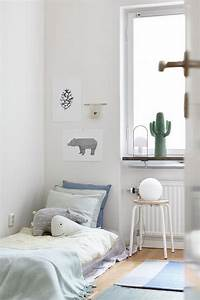 Subtle Blue Hues In The Kids Rooms